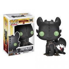 HOW TO TRAIN YOUR DRAGON 2 POP VINYL FIGURE - TOOTHLESS - Archonia.com