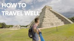 How To Travel Well #backpacker #travel #backpacking #ttot #tent #traveling https://youtu.be/_1KeRR3VGTs