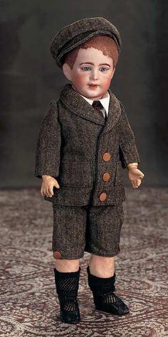 SFBJ 237 Character Boy Doll