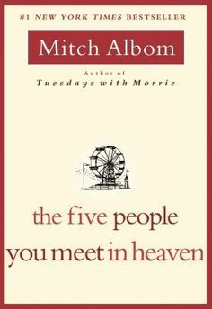 """""""Fairness does not govern life and death"""" - The Five People You Meet in Heaven by Mitch Albom"""