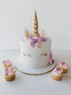 Unicorn cake - Lalaland Cakes