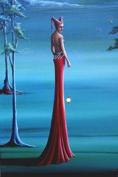 Enchanted  by Lisa Christiansen