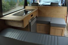 Custom eco camper van interiors in Somerset, we are happy to fit out your camper or create smaller pieces for self installation, reasonable rates, #reclaimed and FSC cert timbers, #furniture #solid #natural #wood #MarcWoodJoinery #camper #UK #handmade  #Etsy #bespoke #green #beach #style #VW #rustic #interiors #design #unique #artisan #eco-friendly #custom #made #ideas #cabinet #cupboard #shelves #storage  #industrial #home #farmhouse #shop #living #surf #outdoor #table Framed Mirror Design, Van Conversion Project, Eco Furniture, Cupboard Shelves, Campervan Interior, Wood Joinery, Green Beach, Rustic Interiors, Vw Camper