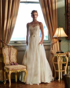 Elbeth Gillis Wedding Dresses with Elegance - MODwedding