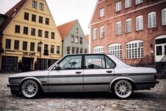 1987 Hartge BMW (E28) 535i