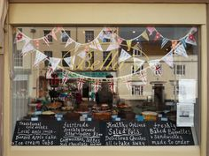 Bella's bakery in Bridport, Dorset. Photo: Rob Bentley