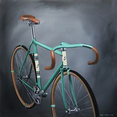 Bicycle Illustrations by Manu Campa