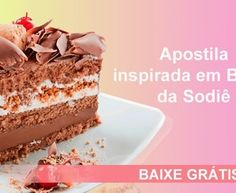 Receitas De Bolo De Leite Ninho Da Sodie Doces - myTaste.com.br