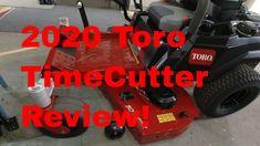 2020 Toro TimeCutter Walk Around Review Deck Maintenance, Zero Turn Mowers, Walking, Walks, Hiking
