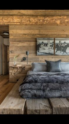 Unique Modern Bedroom Design Ideas for Your Inspiration - Architektur und wohnen - Bedding Master Bedroom Contemporary Bedroom Furniture, Modern Bedroom Design, Home Interior Design, Bedroom Designs, Chalet Interior, Rustic Bathroom Designs, Contemporary Interior, Interior Ideas, Modern Design