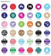 Personalized Life Savers® Candy - Assorted Flavors (Silhouette Collection)
