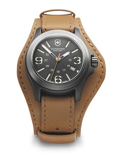 35175f37366 The Icon Revisited with Natural Leather VICTORINOX the new Original (See  more at  http