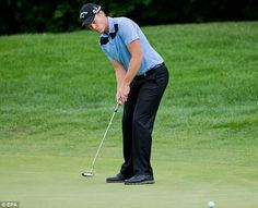 Flying high: Danny Willett has maintained his share of the lead at the BMW International Open in Cologne