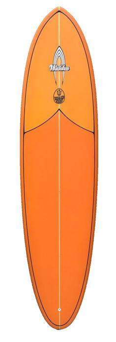 Sold 7'6 Deviled Egg #23243 – Walden Surfboards Walden Surfboards, Surfboard Fins, Skate Surf, Kayaks, Deviled Eggs, New Love, My Favorite Color, Envy, Bright