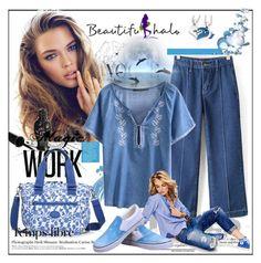 """Beautifulhalo.com"" by lip-balm ❤ liked on Polyvore featuring мода, Maison Scotch, Hedi Slimane и beautifulhalo"