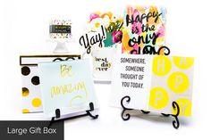"""""""Oh Happy Day"""" - Happy Birthday Gift Box"""
