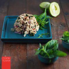 Larb Gai – Thai Chicken Salad