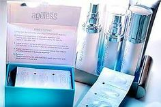 Maximize your results with Instantly Ageless by prepping your skin with a #Luminesce regimen!    Layer on the luxury:Diminish, Revive & Renew  #InstantlyAgeless #Jeunesse  #ladyrp