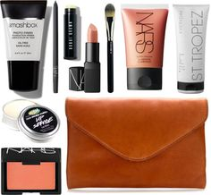 """Dream make up bag #5 ♡"" by c0ffee-kid ❤ liked on Polyvore"