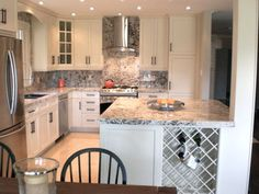 Superior Small Kitchen Renovation   Traditional   Kitchen   Toronto   By Dagmara  Lulek Royal LePage