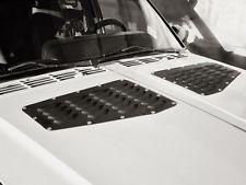Jeep Cherokee Xj Hood Vent Louvers (universal Use)