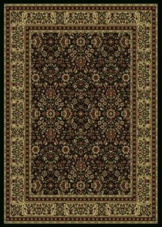 Fiber Content: Emerlen Heat-set Construction: Machine Woven in Italy Italy 8 mm Available Sizes: Round * X * 26 Synthetic Rugs, Black Rectangle, Carpet Design, Oriental Rug, Bohemian Rug, Area Rugs, Burgundy, New Homes, Miniatures