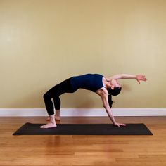 Strike a Yoga Pose: Extended Tabletop