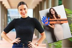 Monika Radulovic is up for the DoSomething Day campaign