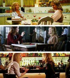 Sarah Paulson & Jessica Lange // American Horror Story // Murder House // Asylum // Coven