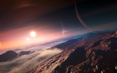 (Click Image To download) NASA is closer than ever to finding a twin for the Earth, astronomers said today, announcing the discovery of eight new planets that circle in the habitable zones of their...