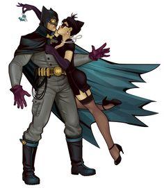 Batman and Catwoman Catwoman Comic, Catwoman Cosplay, Batman And Catwoman, Comic Book Characters, Comic Books Art, Comic Art, Book Art, Marvel Art, Marvel Dc Comics