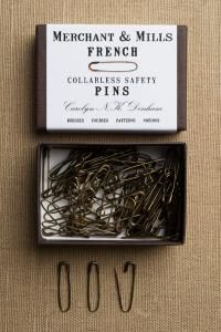 purl soho   products   item   french safety pins (merchant & mills)