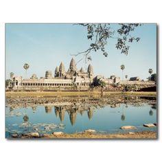 SOLD a Angkor Wat Postcard, thanks Eve, Glasgow, United Kingdom