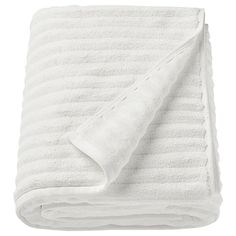 Find everything you need for a complete set of quality, comfortable bathroom linens at IKEA featuring towels, wash cloths, bath sheets, and more.