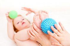 Ejercicios de Estimulacion Temprana para Bebés