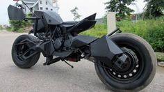 Batman » Batpod motorcycle