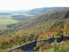 The Gatineau Hills, Champlain lookout