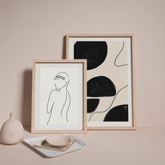 Modern Art Black Framed Art, Framed Wall Art, Painting Prints, Art Prints, Abstract Wall Art, Modern Wall Art, American Art, Printable Wall Art, Line Art