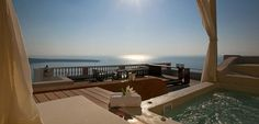 "...""No comment""...   Oia Mansion, luxury villa in Santorini, Oia. The best sunset location in Oia Santorini, Greece"
