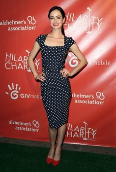 Krysten Ritter At The Second Annual Hilarity For Charity