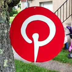 Pinterest party sign!