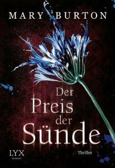 Der Preis der Sünde by Mary Burton #bookcovers #bookcoverdesign