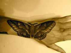 Like the tattoo, but would prefer on back of neck