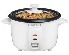 Proctor Silex Rice Cooker (4 Cups uncooked resulting in 8 Cups cooked) 37534NR >>> This is an Amazon Affiliate link. Want additional info? Click on the image.