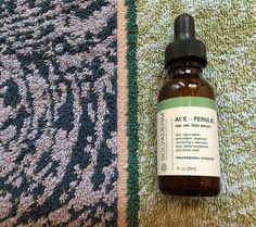 Solvaderm Ace - Ferulic rejuvenating serum