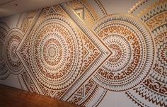 Ett museum lät gatukonstnärer göra vad de ville på museets väggar. Här är resultatet.