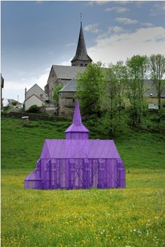 French news - Enjoy some stunning modern art when on holidays in the Auvergne