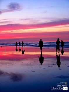 Sunrise, New Jersey shore