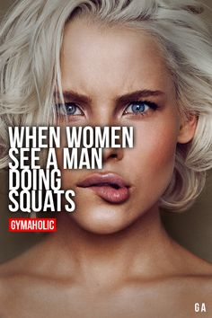 When Women See A Man Doing Squats Fitness Revolution -> http://www.gymaholic.co/ #fit #fitness #fitblr #fitspo #motivation #gym #gymaholic #workouts #nutrition #supplements #muscles #healthy