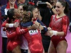 The Americans lived up to the hype and then some, winning their first Olympic gold medal in women's gymnastics since 1996.
